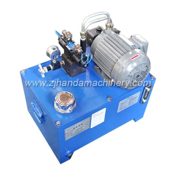 1.5kw small standard hydraulic power system