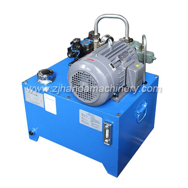2.2kw standard hydraulic power system